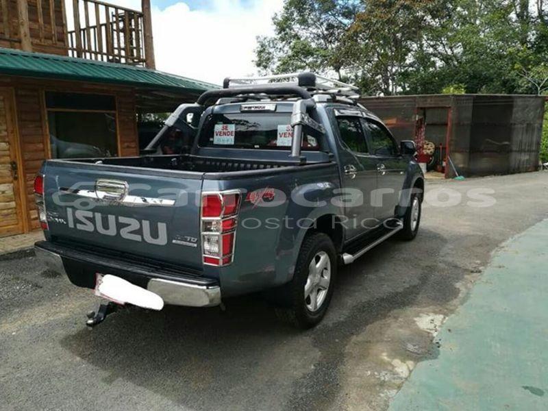 comprar usados carro isuzu d–max plata en aguacaliente en cartago