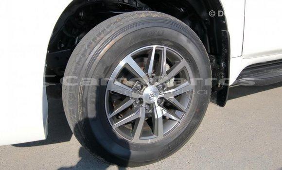 Comprar Importar Carro Toyota Prado Blanco en Import - Dubai en Alajuela