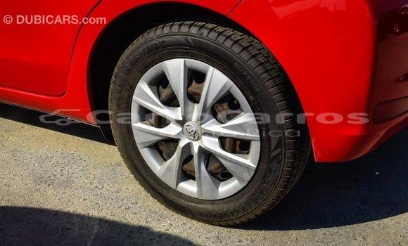 Comprar Importar Carro Toyota Yaris rojo en Import - Dubai en Alajuela