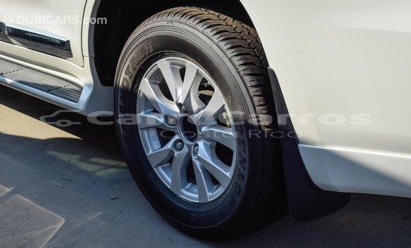 Comprar Importar Carro Toyota Land Cruiser Blanco en Import - Dubai en Alajuela