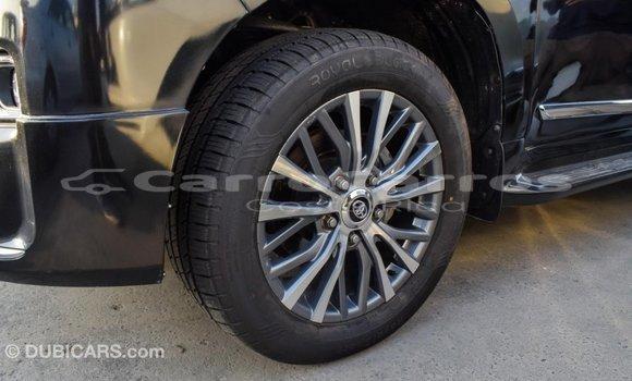 Comprar Importar Carro Toyota Land Cruiser Negro en Import - Dubai en Alajuela