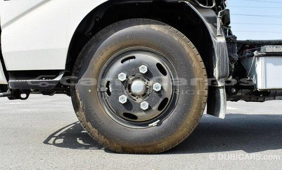 Comprar Importar Utilitario Hino 300 Series Blanco en Import - Dubai en Alajuela